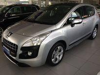 Peugeot 3008 1.6 THP Griffe (Aut) 2011}