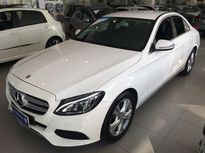 Mercedes-Benz C 180 1.6 CGI AVANTGARDE 16V TURBO GASOLINA 4P  2016}