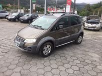 Fiat Idea ADVENTURE 1.8 16V FLEX 2016 4P 2009}