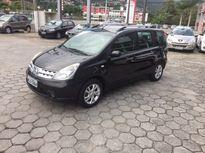 Nissan Livina 1.6 S 16v Flex 2014}