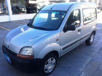 Renault Kangoo Kangoo 1.6 16V (Hi-Flex) 2003}