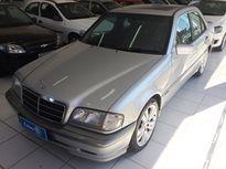 Mercedes-Benz Classe C C 180 CGI B.E. Classic Special (aut) 2000}