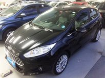 Ford New Fiesta Hatch 1.6 Titanium PowerShift 2014}