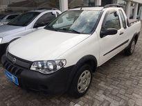 Fiat Strada Fire 1.4 (Flex) (Cab Estendida) 2008}