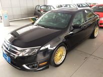 Ford Fusion 2.5 SEL 16V (AUT) 2010}