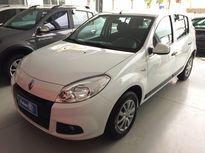 Renault Sandero Expression 1.0 16V (Flex)  2013}