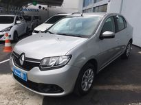 Renault Logan Exclusive 1.6 8V (Flex) 2017}