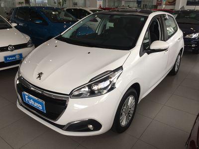Peugeot 208 Allure 1.2 2017}