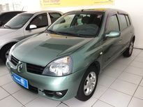 Renault Clio 1.6 EXPRESSION 16V FLEX 4P MANUAL 2008}