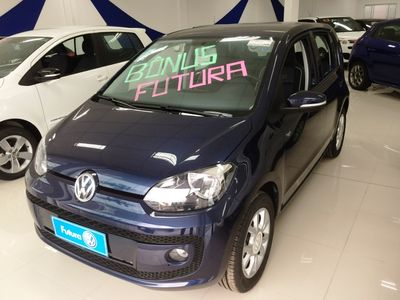 Volkswagen up! high up! 1.0 TSI 2017}