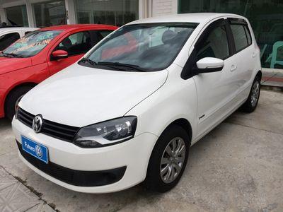Volkswagen Fox 1.6 VHT (Flex) 2013}