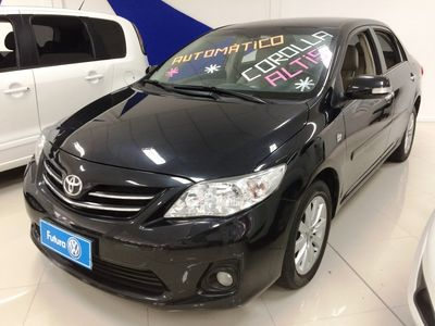 Toyota Corolla 2.0 Altis 16V 2013}