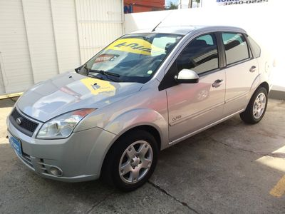 Ford Fiesta 1.0 (Flex) 2009}