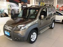 Fiat Doblò Adventure Xingu 1.8 (Flex) 2013}