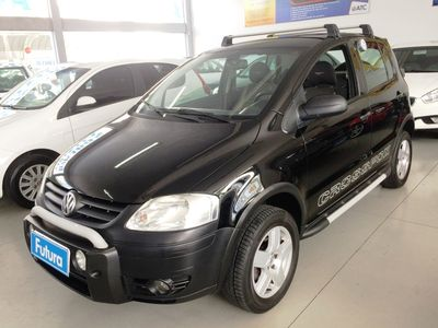 Volkswagen CrossFox 1.6 (Flex) 2007}