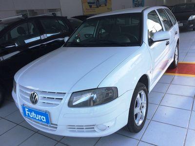 Volkswagen Parati 1.6 G4 (Flex) 2011}