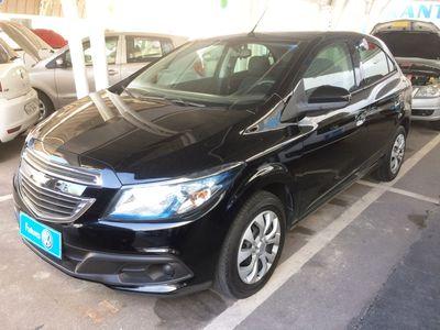 Chevrolet Onix 1.4 LT SPE/4 2013}