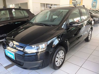Volkswagen Fox BlueMotion 1.0 (Flex) 2014}