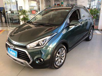 Hyundai HB20X Premium 1.6 AT Flex 2017}