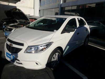 Chevrolet Onix 1.0 LS SPE/4 2016}
