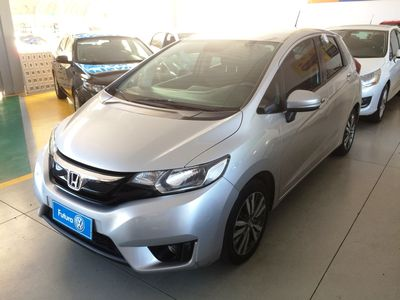 Honda Fit New  EX 1.5 16V (flex) 2015}