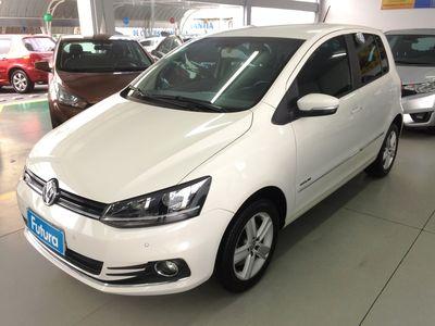 Volkswagen Fox BlueMotion 1.0 2015}