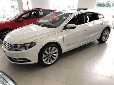 Volkswagen Passat CC 3.6 V6 FSI DSG 4Motion 2016}