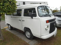 Volkswagen Kombi Pick-Up Kombi Furgao 1.4 (Flex) 2014}