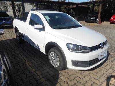 Volkswagen Saveiro  1.6 MI TROOPER CS 8V FLEX 2P MANUAL G.VI 2014}