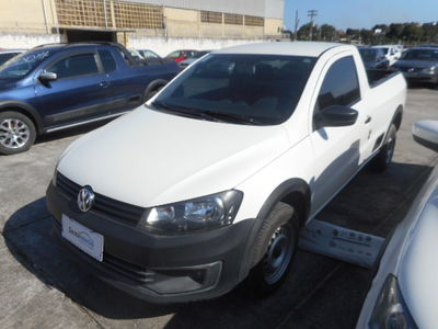 Volkswagen Saveiro 1.6 MI CS 8V FLEX 2P MANUAL G.VI 14/15 2015}