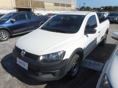 Volkswagen Saveiro 1.6 MI CS 8V FLEX 2P MANUAL G.VI 14/15 2015}