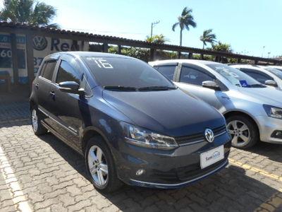 Volkswagen Fox Comfortline 1.0 (Flex) 2016}