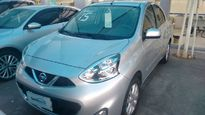Nissan March 1.0 S 16V FLEX 4P MANUAL 2015}
