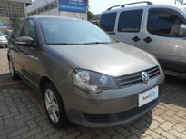 Volkswagen Polo . 1.6 8V I-Motion (Flex) (Aut) 2014}