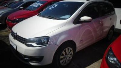 Volkswagen SpaceFox Trend 1.6 MI (Flex) 2012}