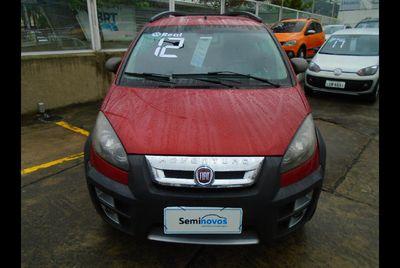 Fiat Idea 1.8 16V 2012}