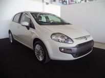 Fiat Punto Essence 1.6 Dualogic 2014}