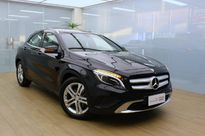 Mercedes-Benz GLA 250 2.0 Turbo 2015}