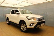 Toyota Hilux Cabine Dupla SRV A/T 4x4 Diesel 2016}