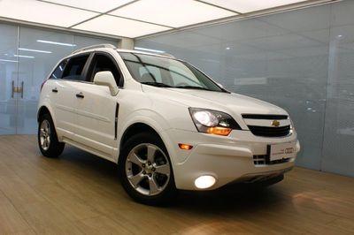 Chevrolet Captiva 2.4 16V (Aut) 2015}