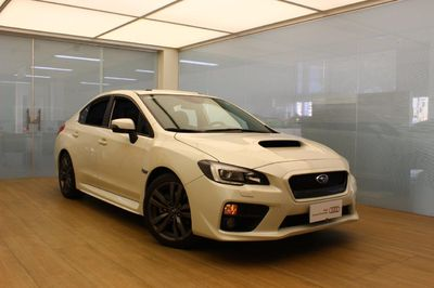 Subaru Impreza Sedan WRX 2.0 Turbo AWD 2016}