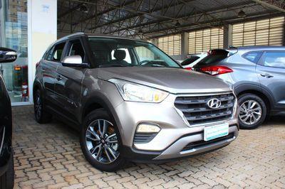 Hyundai Creta Pulse 1.6 (Aut) 2017}