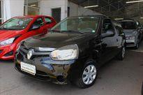 Renault Clio Authentique 1.0 16V (Flex) 2p 2014}