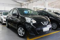 Nissan March 1.0 S 16V FLEX 4P MANUAL 2016}