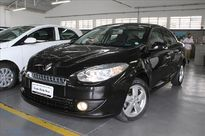 Renault Fluence Dynamique 2.0 16v CVT (Hi-Flex) (Auto) 2012}