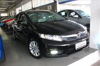 Honda Civic New  LXS 1.8 (flex) 2012}