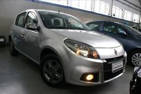 Renault Sandero 1.0 TECH RUN 16V FLEX 4P MANUAL 2014}