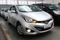 Hyundai HB20S Comfort Style 1.6 AT Flex 2015}