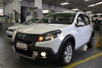 Renault Sandero 1.6 STEPWAY 16V FLEX 4P AUTOMÁTICO 2014}