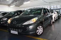 Peugeot 207 Hatch XR 1.4 8V (flex) 4p 2011}